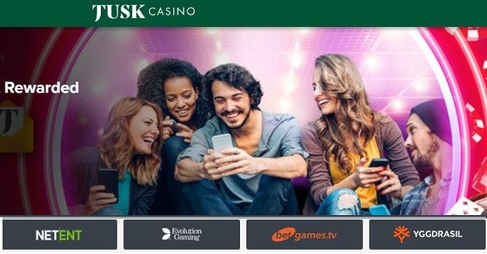 TuskCasino.com Mobile Play