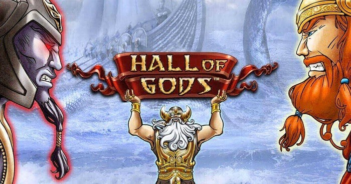 Hall of Gods Review Slot