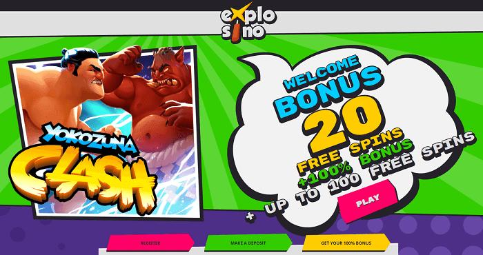 New Welcome Bonus