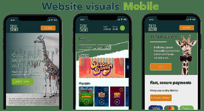 Skol Mobile App