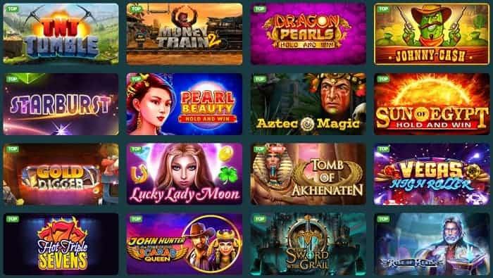 Free Play Slot Game