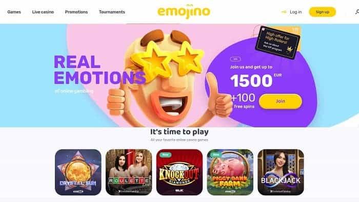 Emojino Exclusive Bonus