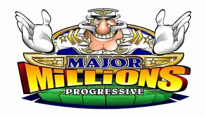 Major Millions jackpot slot review
