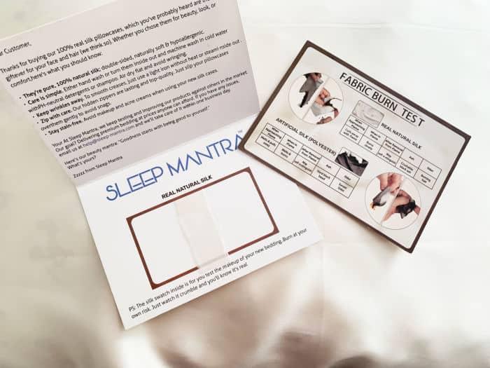 benefits of silk pillowcase
