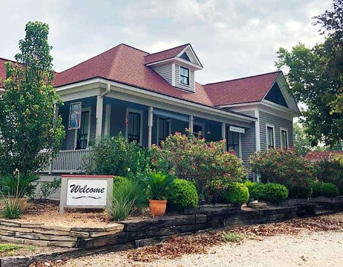 Round Top Texas travel tips - Bed and Breakfast