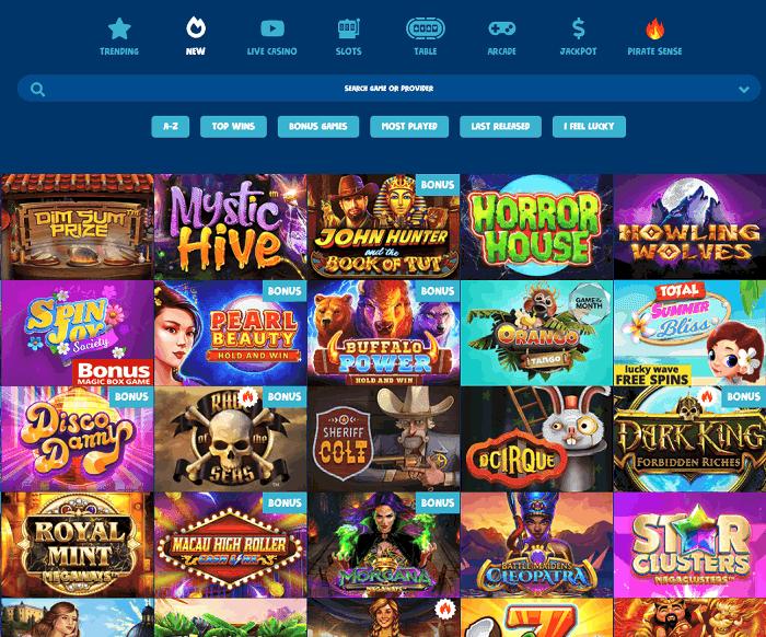 CasinoDep Casino Review