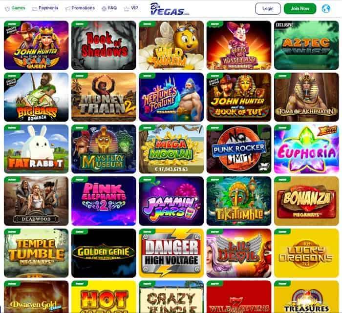 BluVegas Casino Full Review
