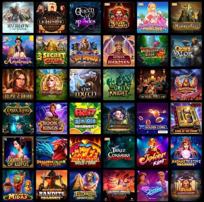 Kingdom Casino no deposit bonus