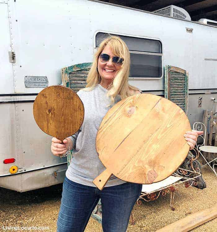 Round Top Texas Travel Tips - Where to Shop Antiques and Deals - Amy Locurto Food Blogger