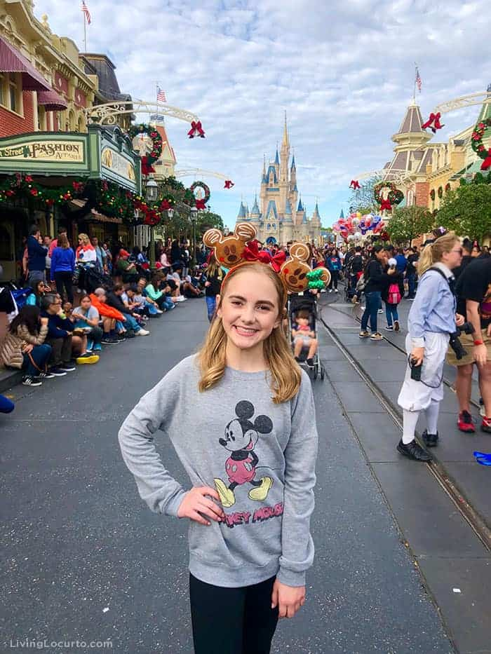 Tips for Disney World's Magic Kingdom on New Year's Eve