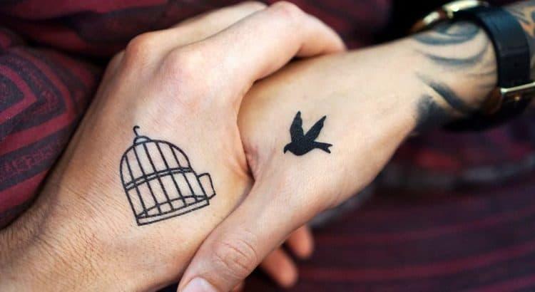 Partner Tattoo   Paar