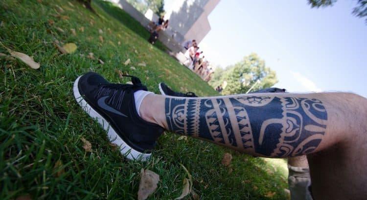 Polynesian Tattoo - Traditionelle Körperkunst