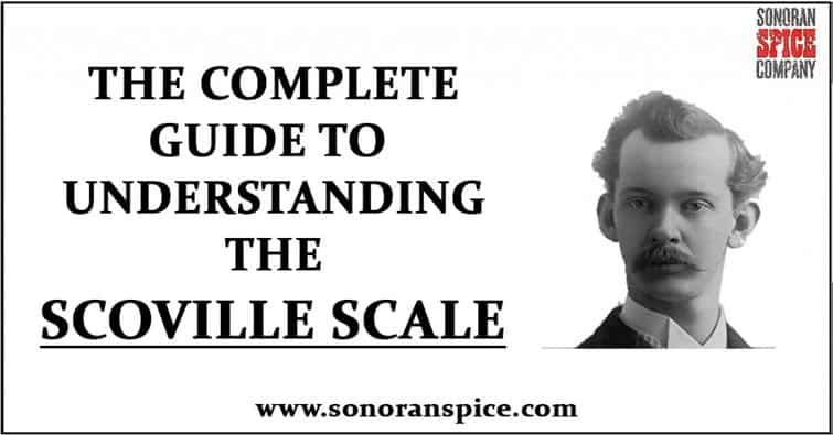Scoville Scale Guide