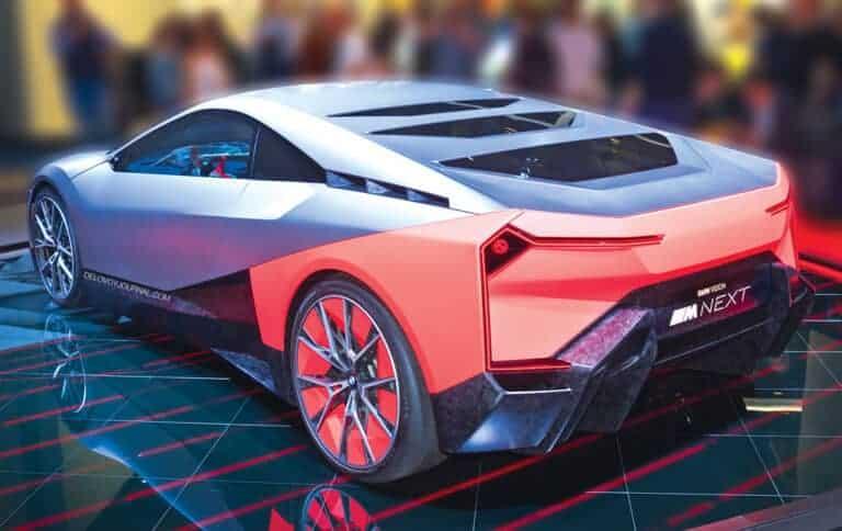 Новая линейка спортивных автомобилей BMW M