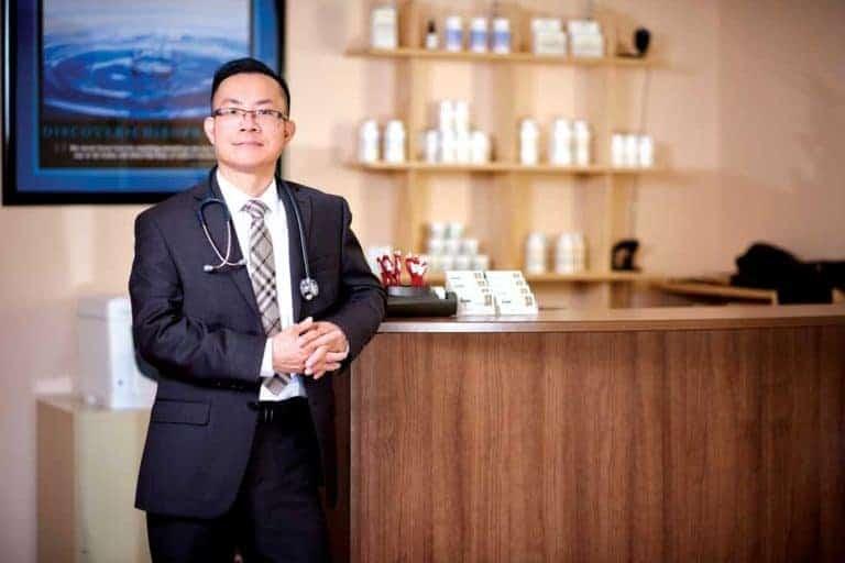Доктор Кевин Чанг — основатель Portland Chiropractic Clinic