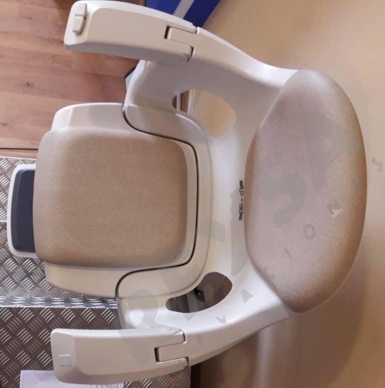 Sistema de silla salvaescaleras