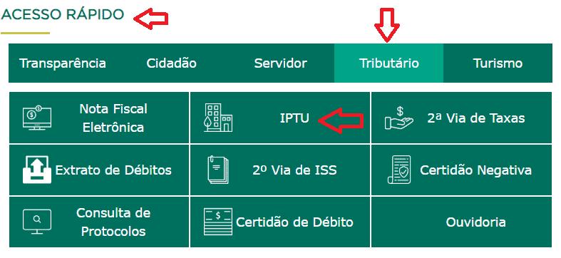 Consulta IPTU - Campina Grande