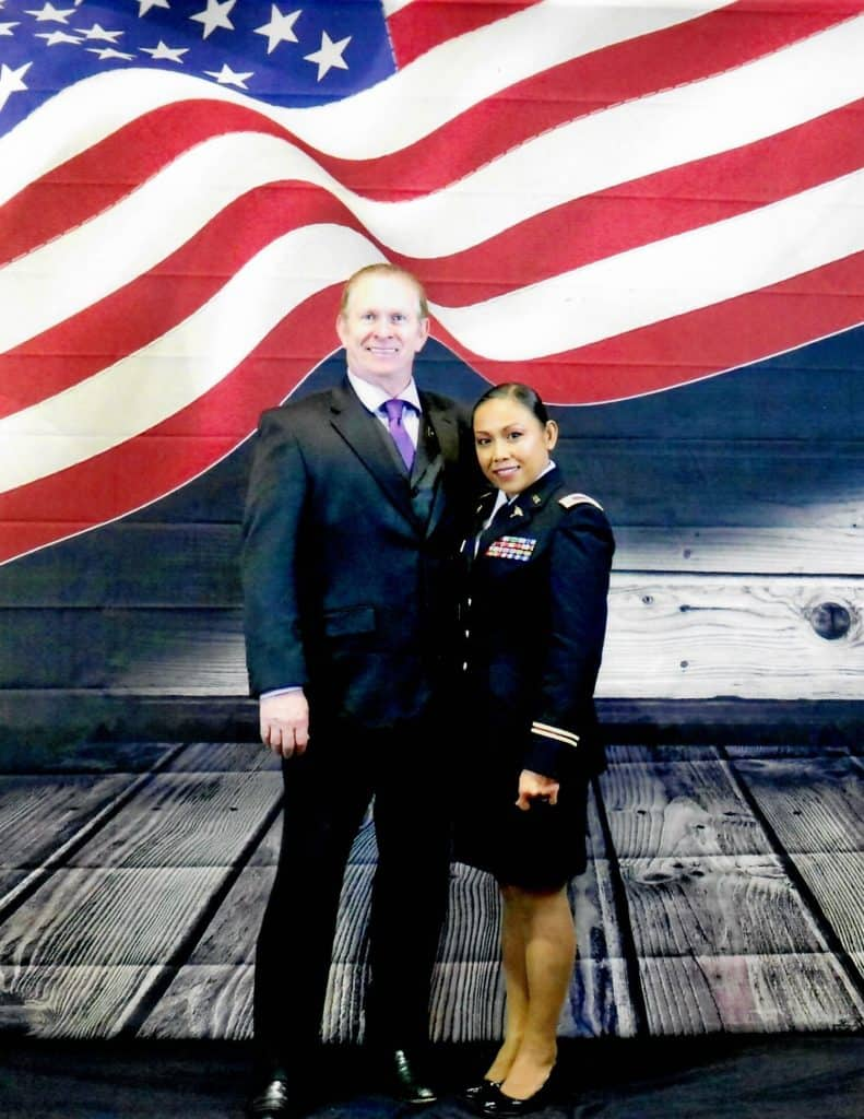 Robert & CW2 Alexander Owners of RAD Securitry Concepts