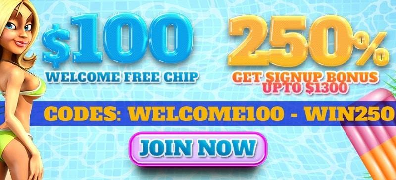 Hallmark Casino No Deposit Bonus