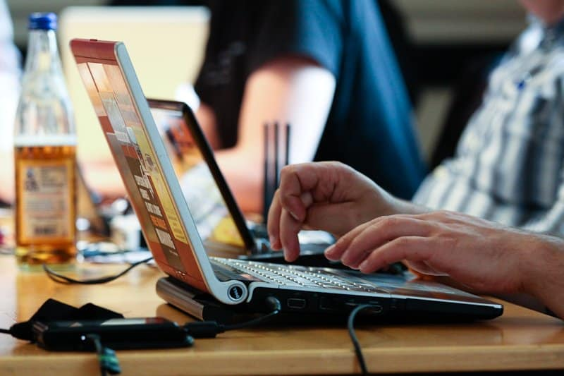 Laptop Typing Software