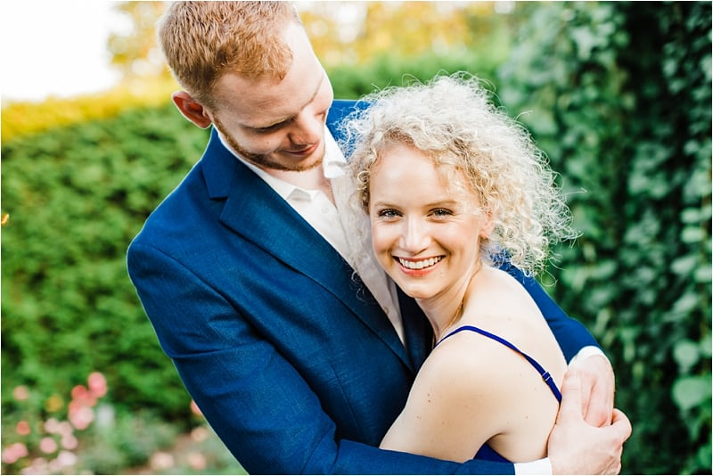 favorite engagement session pictures Botanic garden in Chicago