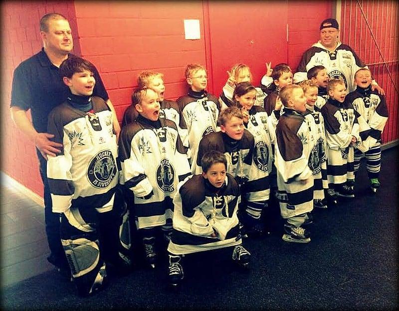 Dresdner Eislöwen Kids - Hockey is Diversity