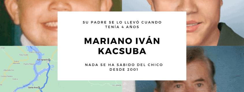 mariano-ivan-kaczuba-desaparecido-buenos-aires-misiones