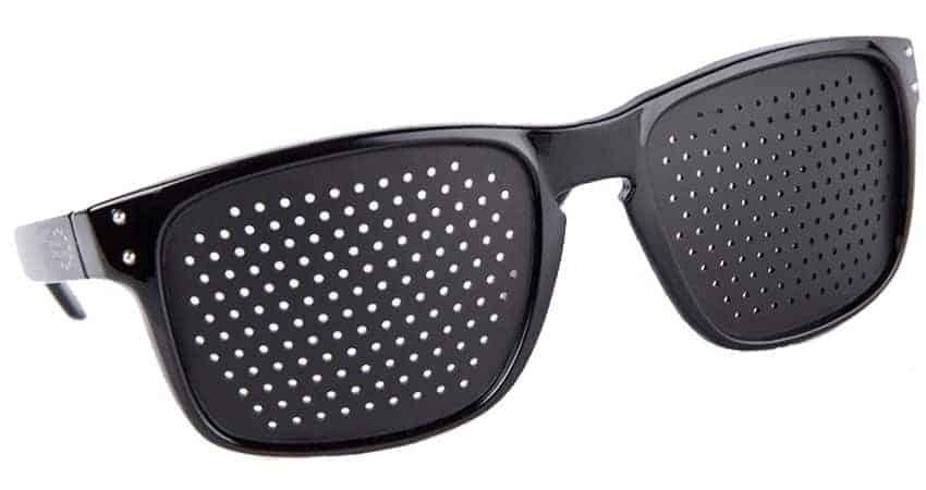 Occhiali stenoprici Modern black Dual Dream © Vista occhiali Bates vendita diretta