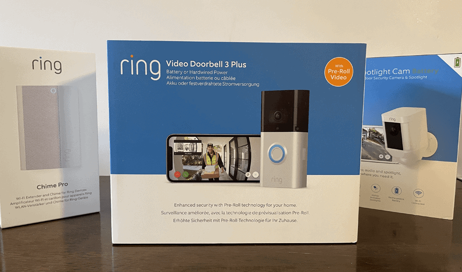 Ring Video Doorbell 3 Plus Review - Featured