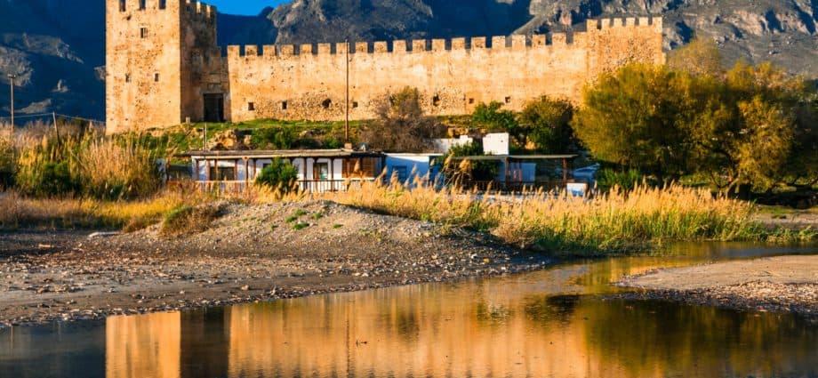Frangokastello in Kreta