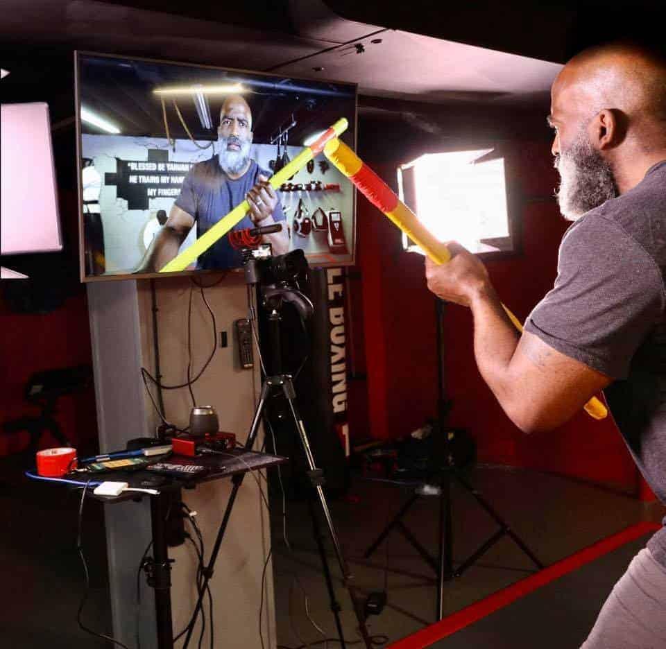 Creating More Virtual Focus Training Drills