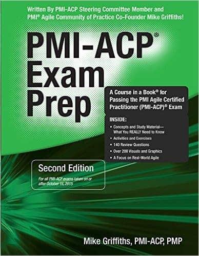 PMI-ACP Exam Prep Book