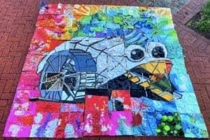 VIDEO: Baltimore Creates Trash Mosaic to Celebrate Mr. Trash Wheel's Birthday