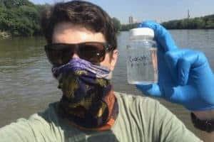 VIDEO: River Bacteria Levels Prompt Swim Warnings