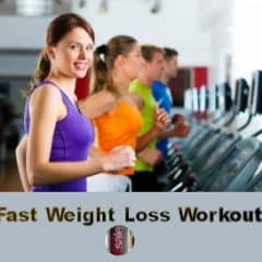 Fast Weight Loss Workout