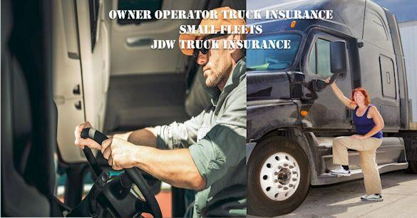 Owner Operators Truck Insurance Quotes