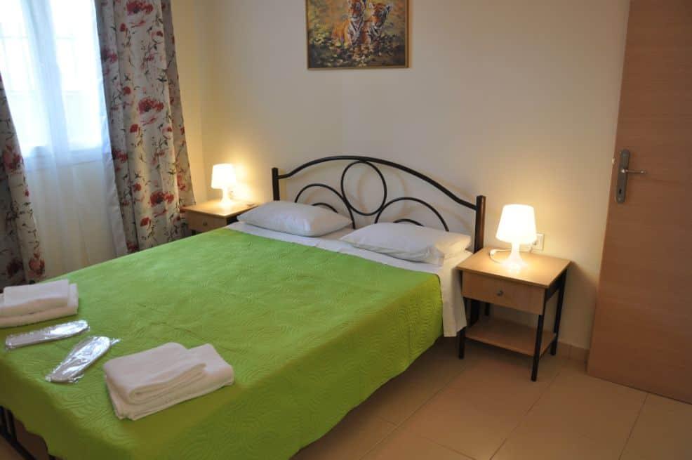 Two-Bedroom Apartment Garden Floor