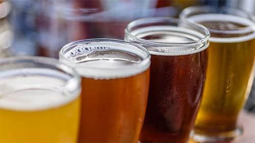 Degustaciones de cerveza