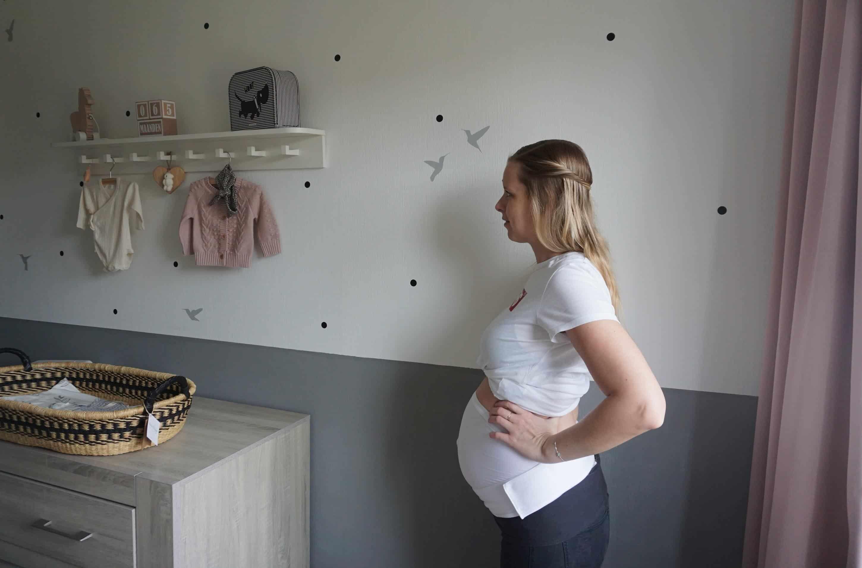 Het derde trimester: daar gaat mijn rug