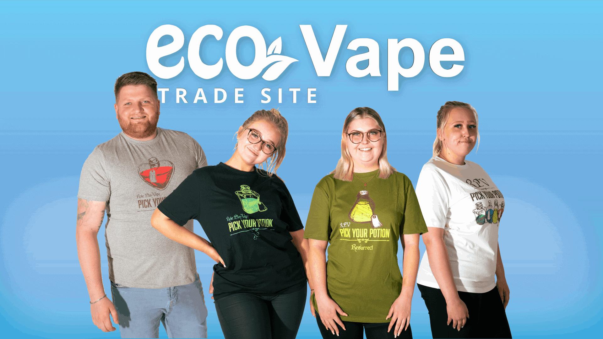Eco Vape Wholesale Team