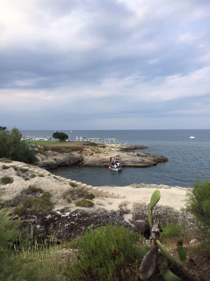 photo numérique bord de mer en Sicile-4