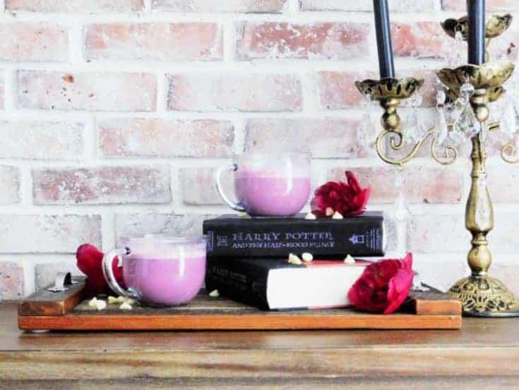 harry potter love potion on harry potter book
