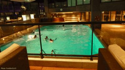 The hyatt regency montreal has a great pool