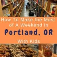 Here are the fun things to do, neighborhoods to explore and foods to eat in portland or. Also, why you can skip the downtown area. #portland #oregon #kids #tweens #thingstodo #food #neighborhoods