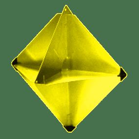 Amsterdamse rondvaart en de gele ruit