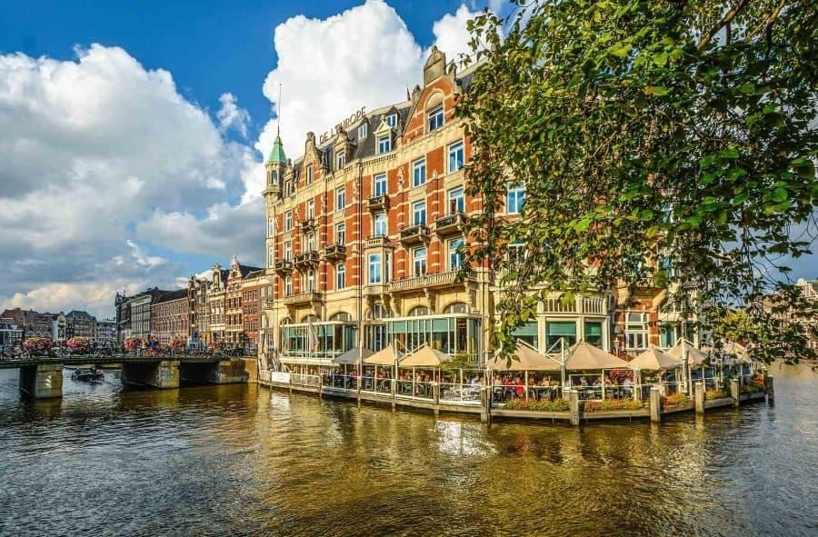 Beschreibung einer Dinner-Kreuzfahrt Amsterdam