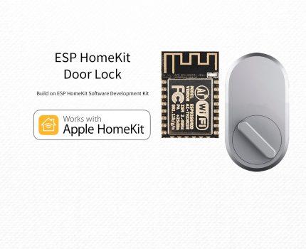 ESP8266 – Homekit Lock