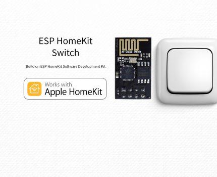 ESP8266 – HomeKit Switch