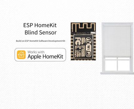 ESP8266 – HomeKit Blind Sensor