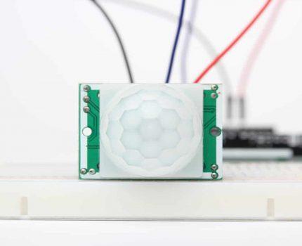 HC-SR501 – Motion Sensor adding LDR